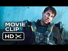 Edge Of Tomorrow Movie CLIP - The Only Rule (2014) - Emily Blunt, Tom Cruise Movie HD