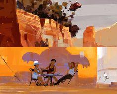 Back to colours 9 by Zedig on deviantART