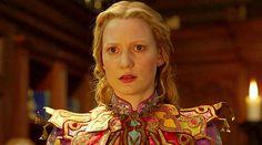 Magic Kingdom's king — disneyliveaction: Mia Wasikowska as Alice... Mia Wasikowska, Disney Live, Tim Burton, Magic Kingdom, Live Action, Alice In Wonderland