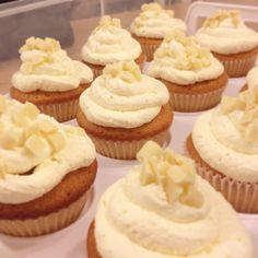 Fresh Cream Cupcakes x