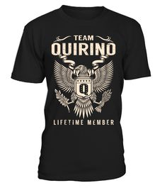 Team QUIRINO - Lifetime Member