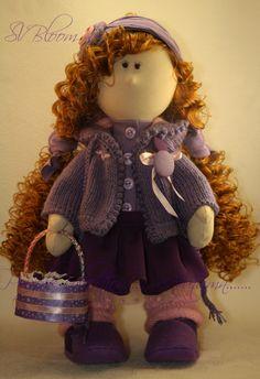 Лилово-пурпурная коллекция ....Осень.... Purple collection......... Autumn .... Ноябрь 2014 года. Продана.