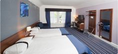 Cheap Accommodation & Family Friendly Rooms in Edinburgh Hotels
