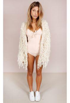 Body Cute com Nó Rosa Fashion Closet - fashioncloset