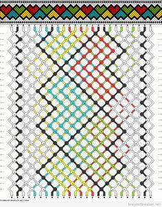 25 cuerdas  6 colores