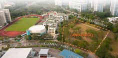 Clement Canopy is a new private residential project by UOL Venture Investments and SingLand Homes located at Clementi Ave 1.