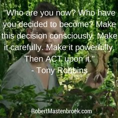 #realidentity #rightdecision #power #actions