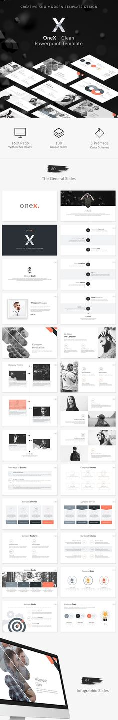 The Archer - Presentation Template Presentation templates and Template