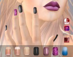 87669917683e Second Life Marketplace - alaskametro 3 nail polish applier -