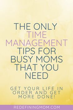 Time management tips are everywhere but how do you know they will work for you? Here are the top time management tips that you need in your life right now. Follow through and make learn how to be more productive.