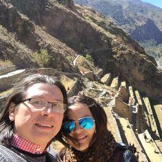 Ollantaitambo, Valle Sagrado,  Perú  #incastour #amazingtrips