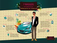 Rasgos comunes en los millonarios por internet, http://jonathanrivero.com