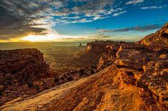 "Sunset in Canyonlands - Sunset in Canyonlands National Park  <a href=""http://www.facebook.com/dakotalapse"">www.facebook.com/dakotalapse</a> <a href=""http://www.dakotalapse.com"">www.dakotalapse.com</a>"