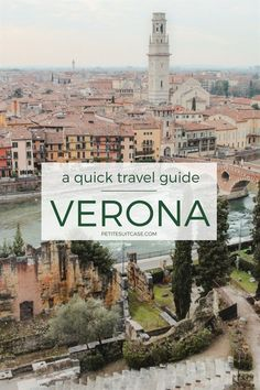 With Valentine's Day right around the corner, I figured there's no better time than now to share my quick guide to Verona, Italy. This charming city filled with romance and history is located just an…MoreMore #ItalyVacation