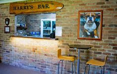 Like, comment & share for your chance to win the prize draw this month.  June prize is a $50 Hereford Steakhouse Char Grill Voucher.    No wonder Harry has been excited.  Ferdi is a little disappointed but he will get over it.  Come in and have a drink or enjoy a coffee at the new look Harry's Bar.  Keep an eye out for Ferdi as he might be lurking to ensure  he does not get forgotten.