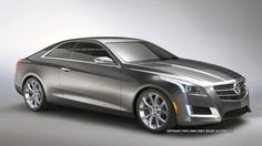 New Cadillac CTS with Two Doors - Road & Track