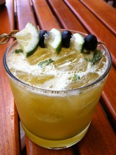 5 Drinks to try in #Kaanapali #Maui - Hokalani (Heavenly Star) at the Westin Maui Resort & Spa