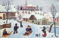 Illustrators, Illustration Art, Country, Retro, Painters, Christmas, Sporty, Homes, Art Production