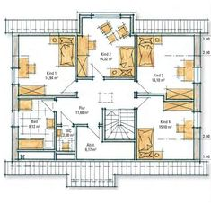 Fertighaus Lengfeld - Dachgeschoss Architecture is actually a High-priced Segment! Cultural Architecture, Architecture Résidentielle, Romanesque Architecture, Education Architecture, Classic Architecture, Commercial Architecture, Piercing Industrial, Loft Industrial, The Sims 2