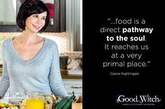 Cassie-isms are #HallmarkChannel #Goodies