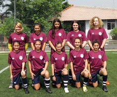 Berkeley Varsity Girls 2016-7. Soccer team!
