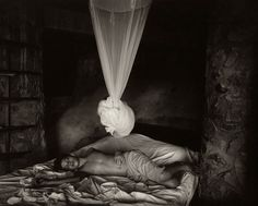 Sally Mann. Captures the soul, the essence, all that was good (and maybe lost,) about prepubecsent childhood
