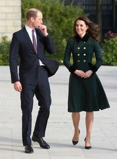 The Duke and Duchess of Cambridge's royal tour of Paris