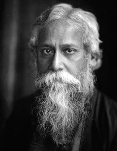 Nobel Prize Winner Rabindranath Tagore - his beautiful poetry is soul felt... maybe losing his son and other life's experiences helped him express in writing the deepest feelings of our communal soul.