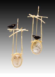 Carolyn Morris Bach Jewellery Art