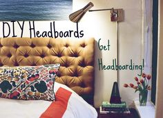 Diy Headboard Tutorials