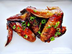 Kusina Master Recipes: Coca-Cola Chicken Wings