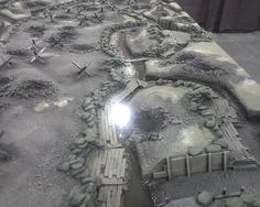 Trench Table