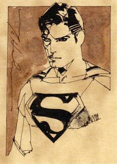 Reeve Superman By: Mark McHaley