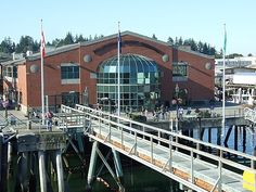 #Bellingham is the #Alaska Ferry Terminal