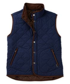 Tommy Bahama Water-Repellent Quilted Vest