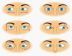 Try these simple eye exercises