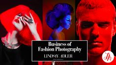 """""""The Business of Fashion Photography"""" 