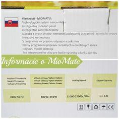 MioMat - Šikovný kuchynský pomocník - KAMzaKRÁSOU.sk