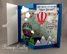 Hi there!  Welcome to addinktive designs and the latest blog hop for The Stamp Review Crew.  I have the privilege of kicking off the hop and this round we are focussing on the stamp set, Lift Me Up…