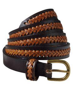 Leather belt | Belts | Woman Clothing at Scotch & Soda