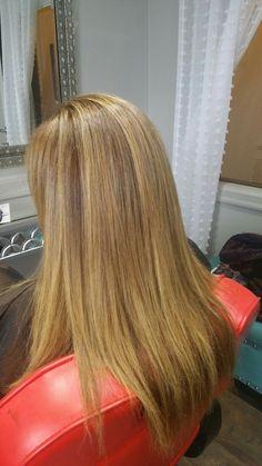 Natural blonde. www.cristinacrawford.com