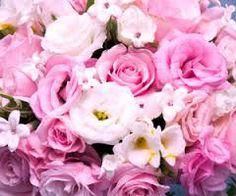 Lighter pink flowers