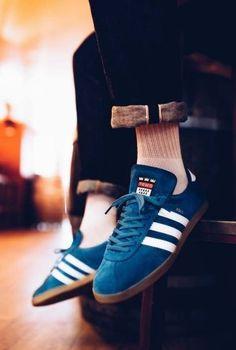 Adidas Koln on the street