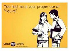 Good grammar matters!