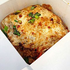 Kimchi Fried Rice  #Lunch #TastyTuesday #Fried Rice #Vegetable #MainDish Oakland Organic Farmer's Market