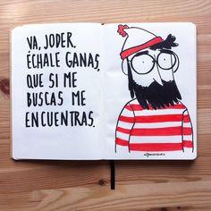 Ai, que si me buscas...#Alfonso Casas