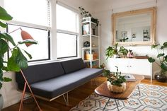 House Tour: A Light-Filled Portland Apartment | Apartment Therapy