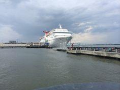 Carnival Fantasy Charleston SC Perfect And Day Bahamian - Cruise ships charleston sc