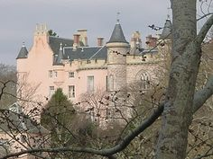 Ballnagown Castle inTain, Scotland  Clan Ross