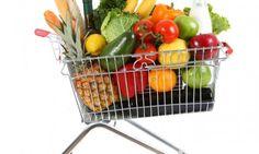 Comprehensive FODMAP food list